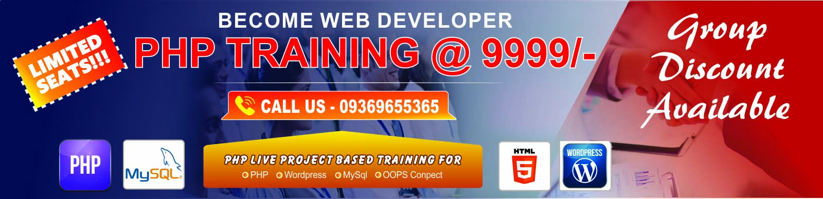Live Project Training Allahabad